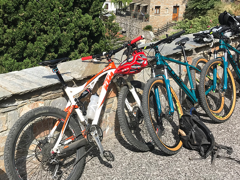E-BIKE PELION TOUR: Chania to Chorefto